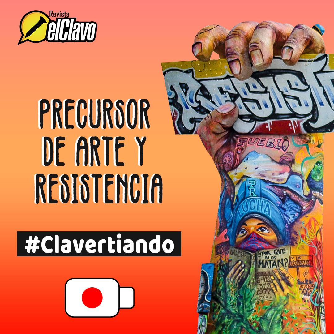 #Clavertiando – P.R – Precursor de Arte y Resistencia